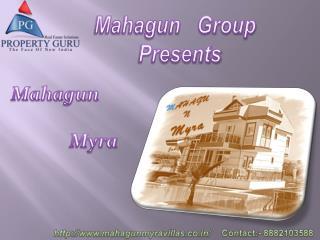 Mahagun Myra