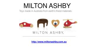 Buy Classic Wooden Toy Rattles for Babies � MiltonAshby