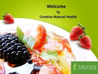 Creative Natural Health