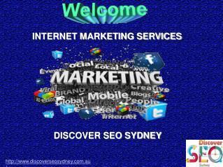 Internet Marketing Service Company Sydney