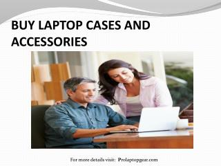 Buy LAPTOP CASES AND ACCESSORIES
