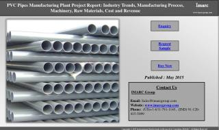 PVC Pipes Market: Global Demand is Expected to Grow in Coming Years