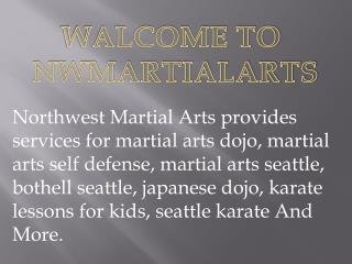 Karate Seattle