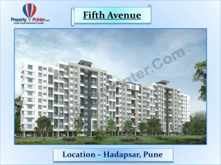 2 BHK Fifth Avenue Luxurious Apartment by Majestique and Mantra