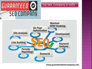 Guaranteedseocompany.com #1 SEO Company in India