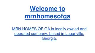 Home Builder Loganville GA, Roofing Repairs Loganville GA, Home Remodeling Loganville GA