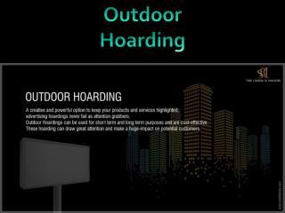Outdoor Hoarding