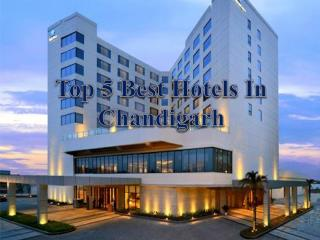 Best Hotels in Chandigarh – Amazing Rooms Facility