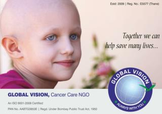 """Global Vision NGO"" in Thane, Mumbai - Cancer Care NGO"