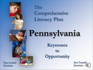 The Comprehensive Literacy Plan