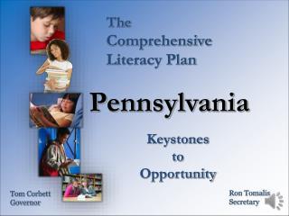 The Comprehensive Literacy Plan