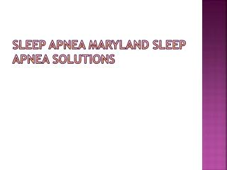 sleep apnea doctor