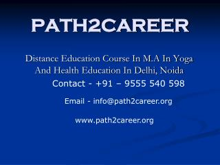 Distance Education Course In B.Sc In Food, Nutrition & Dietics In Delhi, Noida @9278888356