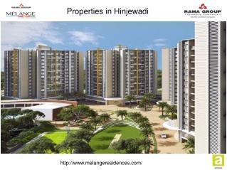 2 BHK, 3 BHK Flats in Hinjewadi Pune