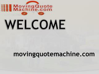 Moving calculator boston area,