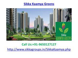Sikka Kaamya Greens Noida Extension
