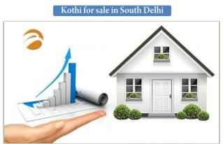 Bungalows for sale in South Delhi