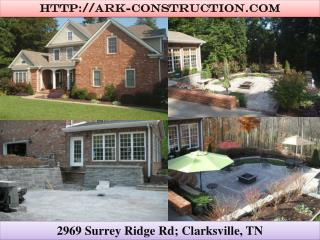 Home Additions, Kitchen, Bathroom Remodeling, Building Contractor, Custom Home Builder