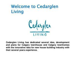 Calgary Townhouse