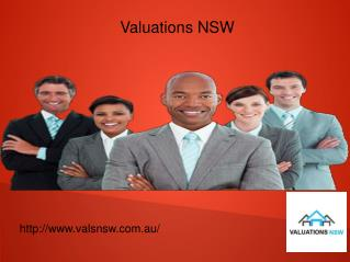Capital Gains Tax Valuations with Valuation NSW