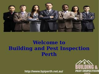 Building Inspection Perth