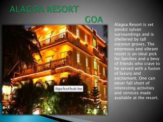 Alagoa Resort Hotel