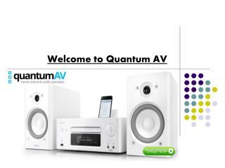 Welcome to Quantum AV
