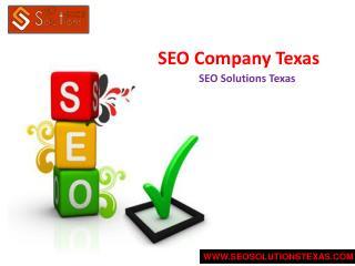 Seo Company Texas