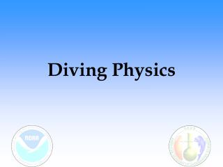 Diving Physics