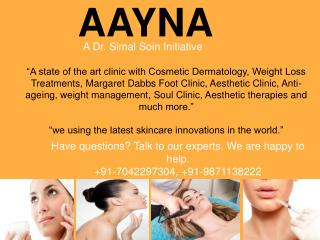 Weight Loss Treatments in Delhi India - AAYNA