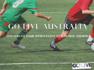 Avail Sports Events Live Stream Services to Better Engage with Your Audience