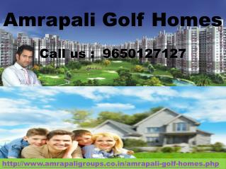 Amrapali Golf Homes Luxurious Apartment
