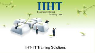 IIHT- IT Training Solution