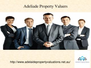 Complete Your Valuation services with Adelaide Property Valuations