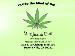 Medical Marijuana Doctor Services in Beverly Hills