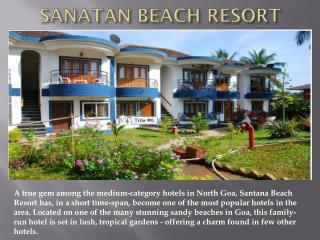 Sanatan beach resort