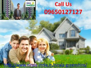 Nirala Greenshire New One Luxurious Apartment
