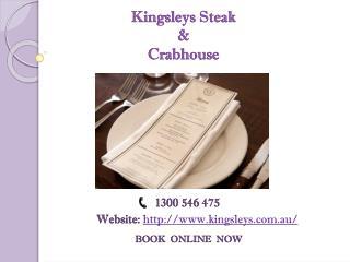 Best Seafood Restaurants in Australia
