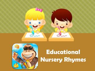 Educational Nursery Rhymes