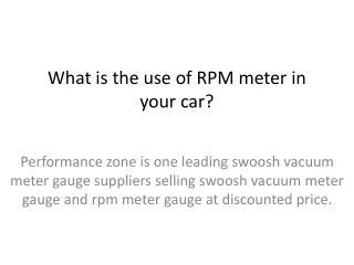 Swoosh Vacuum Meter Gauge Suppliers