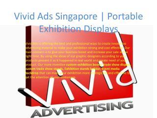 Portable exhibition display