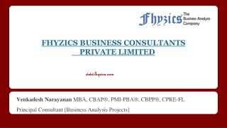 Business Analysis| Business Plan