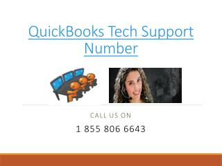 1 855 806 6643 Quick Support for QuickBooks issues