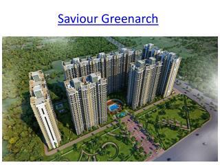 Saviour Greenarch