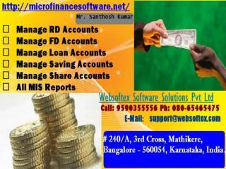 Co-Operative Societies, Microfinance, Microfinance Companies, Microfinance Solution, Microfinance Service, Microfinance