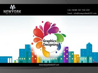 graphic designer: video animation ny