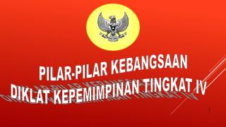 pilar pilar kebangsaan