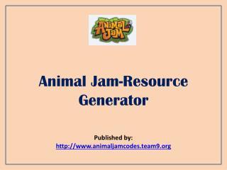 -Resource Generator