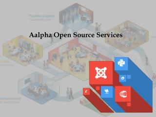 Open Source Consultant Services