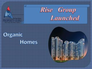 Organic Homes Flats At  Ghaziabad